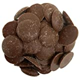 Organic Milk Chocolate Baking Wafers 1 lb by OliveNation