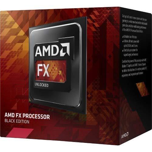 AMD FD8320FRHKBOX FX-8320 FX-Series 8-Core Black Edition Processor