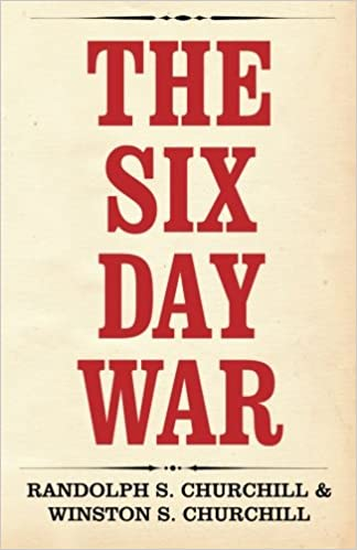 Book The Six Day War