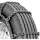 Security Chain Company QG2837 Quik Grip V-Bar Truck Single RS Tire Traction Chain - Set of 2