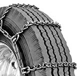 Security Chain Company QG2839 Quik Grip V-Bar Truck Single RS Tire Traction Chain - Set of 2