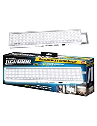 "Light BAR by Bell + Howell 60 LED 16.5"" Rechargeable"