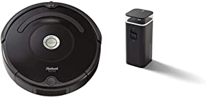 iRobot Roomba 614 Robot Vacuum with Dual Mode Virtual Wall Barrier Compatible with Roomba 600/700/800/900 Series