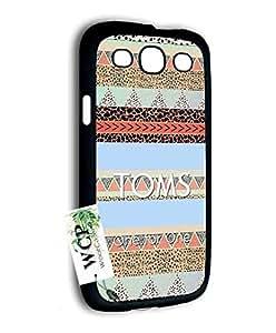 Samsung Galaxy S3 Protective Funda Case, Toms Logo Hard Plastic Phone Accessories for Galaxy S3 (I9300) Unique [Perfect Fit]