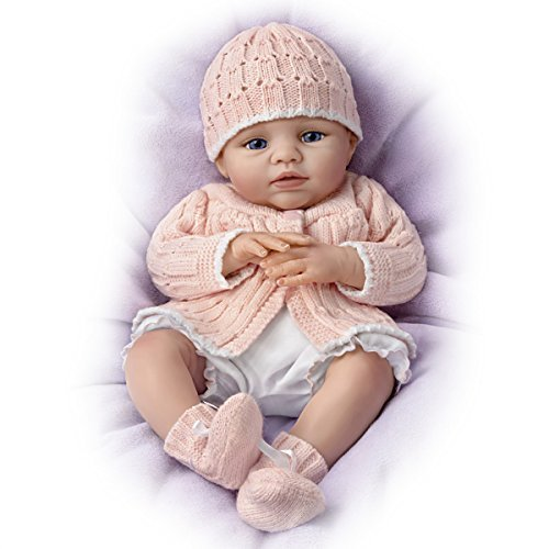 - Abby Rose So Truly Real® Award-Winning Lifelike, Realistic Newborn Baby Doll 18-inches by The Ashton-Drake Galleries