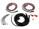 Ionic Illuminator LED Light Kit Universal Fit for Running Boards Tonneau Covers Truck Beds (77')
