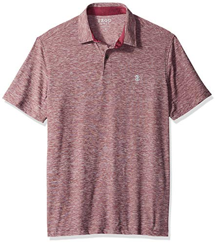 (IZOD Men's Golf Title Holder Short Sleeve Polo, fig XX-Large)