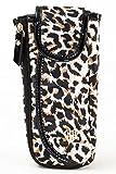 PurseN Duo Eyeglass Case (One Size, Modern Leopard)