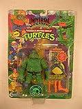 Teenage Mutant Ninja Turtles Univesal Monsters Leonardo as the Creature