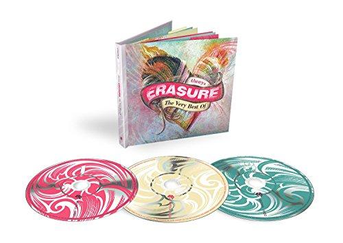 Always: The Very Best of Erasure (3CD) - Limited European/UK Edition (Erasure Hits The Very Best Of Erasure)