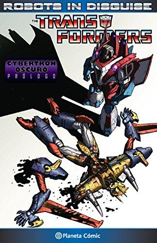 Descargar Libro Transformers Robots In Disguise Nº 03 John Barber