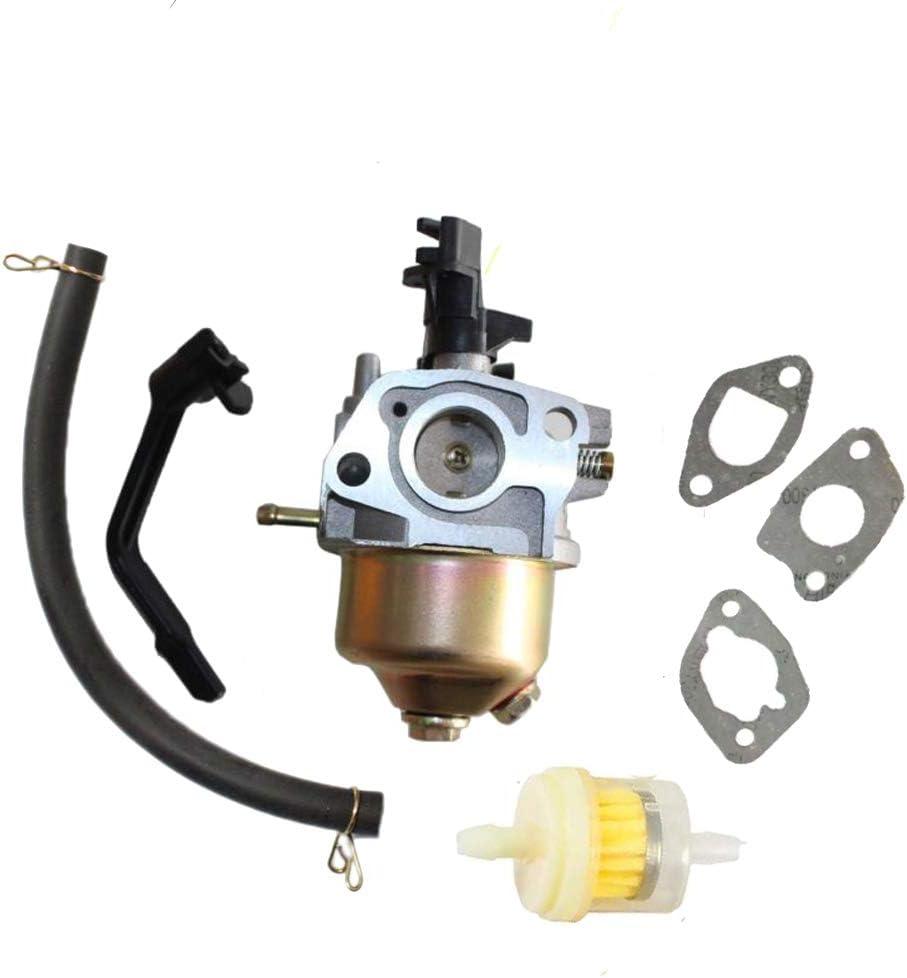 Amazon.com: Shnile Carburetor Compatible with Sears Craftsman Rototiller  951-12785 951-12124 951-10797 751-10797 Carb & Fuel Filter & Stop Switch:  AutomotiveAmazon.com