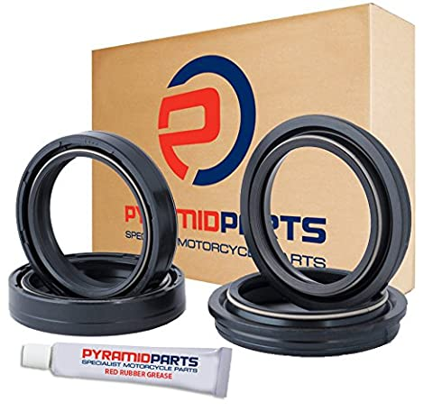 Fork Oil Seals & Dust Seals for: Honda VFR400 NC30 89-92 - 89 Oil Seal