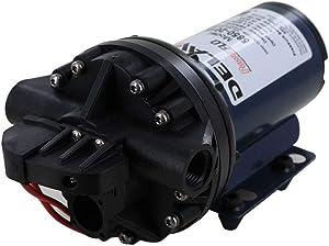 Delavan 5850-201E 12VDC PowerFlo Diaphragm Demand Pump