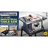 10 in., 13 Amp Benchtop Table Saw -USATM by Chicago Electric Power Tools Professional Series Reviews