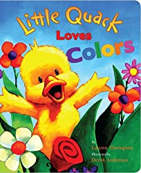 Little Quack Loves Colors