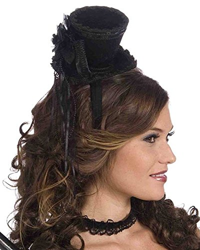 Mini Victorian Top Hat Costume Accessory