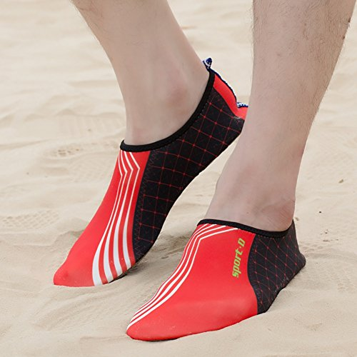 Unisex Shoes Socks Orange Anti Dry Quick Swim Shoes Outdoor Yoga slip Aqua on Breathable Beach Surf Shoes Slip Hankyky Water Soft zFxBwIqqd