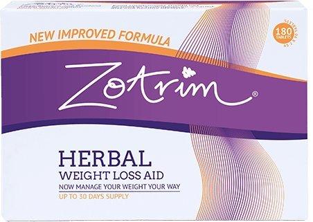 2 X Zotrim 180 Capsules Dietary Supplement Pills Tablets Slimming