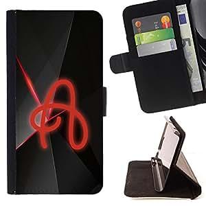 BullDog Case - FOR/Apple Iphone 4 / 4S / - / A /- Monedero de cuero de la PU Llevar cubierta de la caja con el ID Credit Card Slots Flip funda de cuer