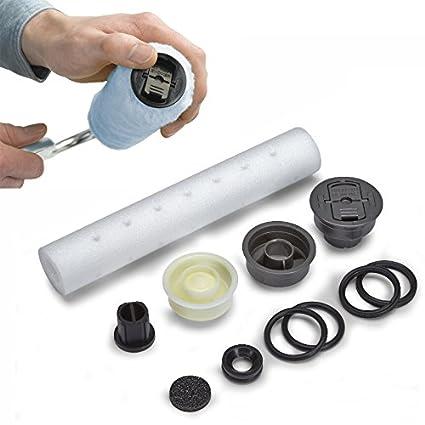 PaintStick Tune Up Kit con interior de repuesto rodillo - Rejuvenece ...
