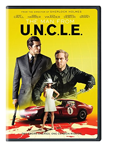the man from uncle 2015 movie review