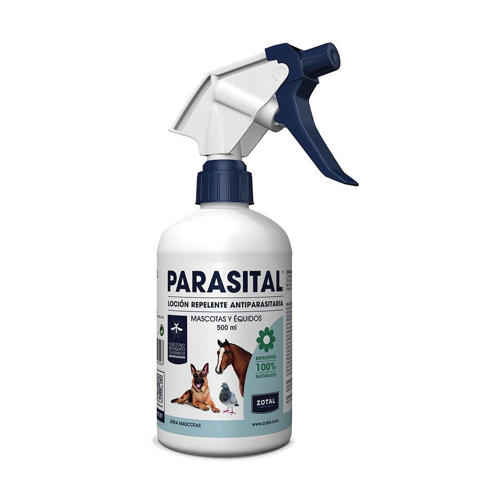 Zotal Parasital Spray Dixie Externe pour Chiens–500ML