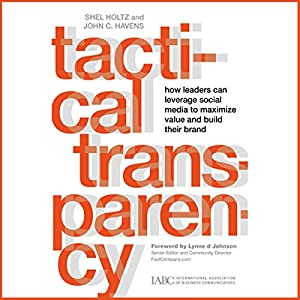 Tactical Transparency Audiobook