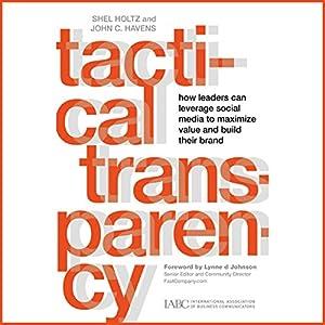 Tactical Transparency Audiobook
