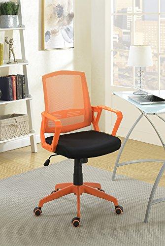 Poundex B07B8L7BQ6 Desk Chairs, Multicolor by Poundex