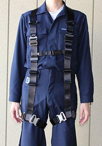 ツヨロン フルハーネス安全帯 飛燕 R506DOT2NS5NBX B01EV08JLQ