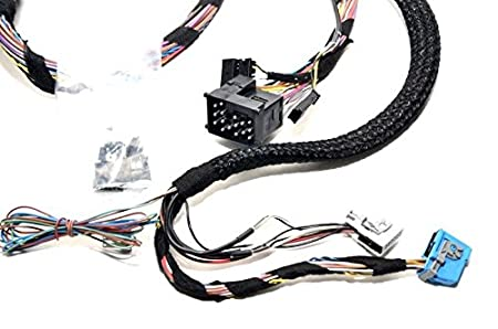 amazon com genuine bmw e46 navigation wiring harness retrofit with rh amazon com BMW Bluetooth BMW Bike Rack