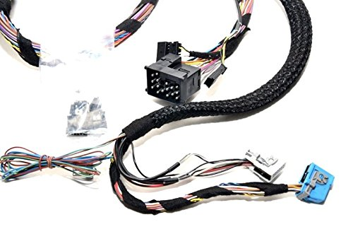 amazon com genuine bmw e46 navigation wiring harness retrofit with rh amazon com BMW E46 Navigation Aftermarket E46 M3 Navigation