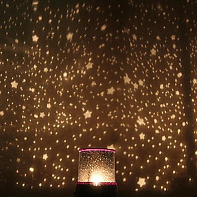 DIY Mond romantischen Sternenhimmel Galaxy Nacht von dem Festival of Christmas-Lichtprojektor