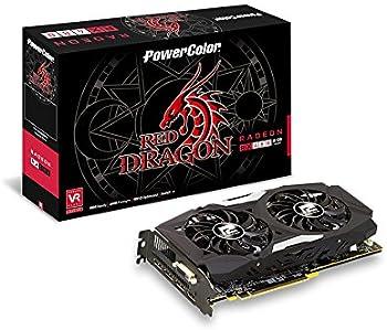 PowerColor Radeon RX 480 8GB ATX Video Cards