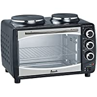 Avanti Products POBW111B-IS Portable Countertop Oven, Stainless Steel
