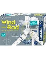 Kosmos 620592 Wind-Rad: Experimenteerkit, Ontdek Hernieuwbare Energiebronnen, Duitse Versie: Experimentierkasten