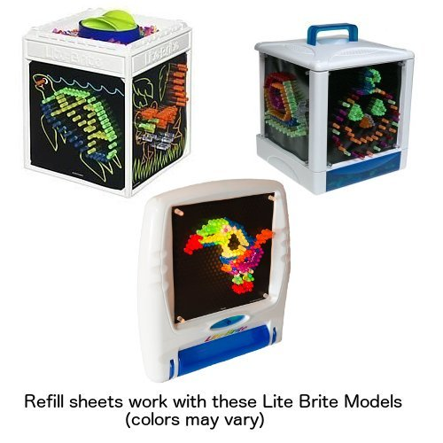 Lite Brite Refill: The Zoo (SQUARE) - Buy 2, get 1 FREE