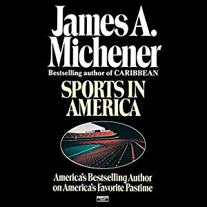 Sports in America Audiobook