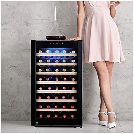 EVEN Refrigerador Independiente, Bodega de encimera enfriadora, silenciosa con Bajas Vibraciones, Control de Temperatura de área Amplia de 5-18 ℃