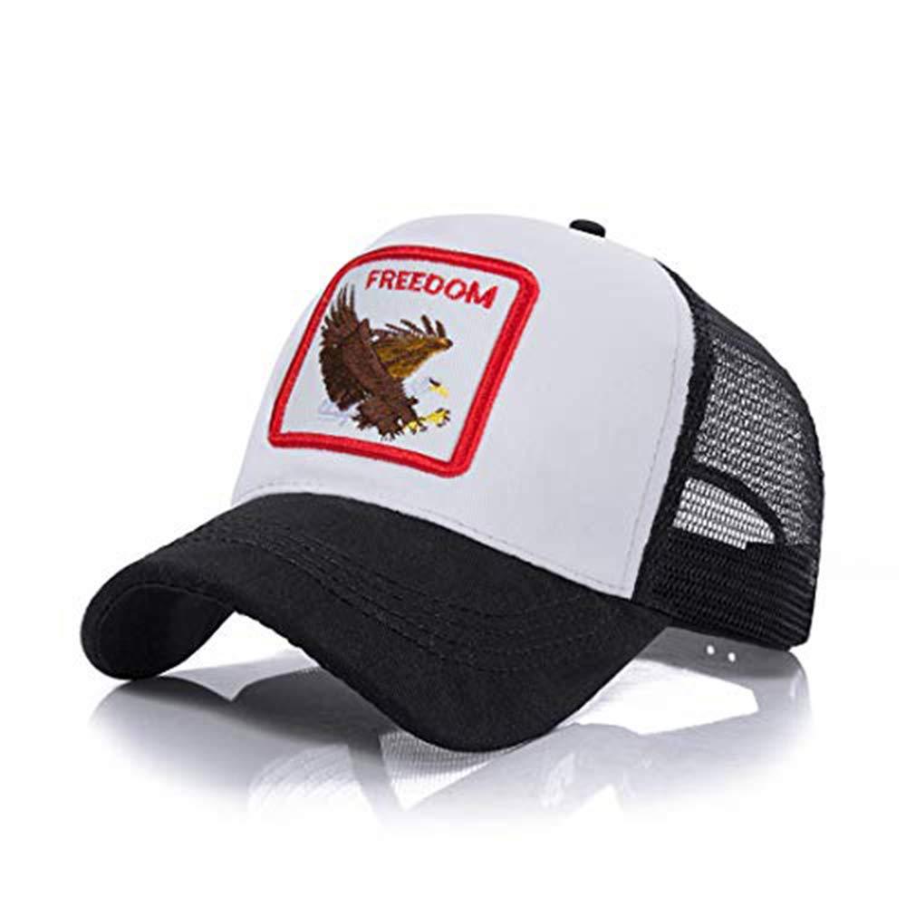 Ss - Gorra de béisbol - para hombre Eagle Talla única: Amazon.es ...