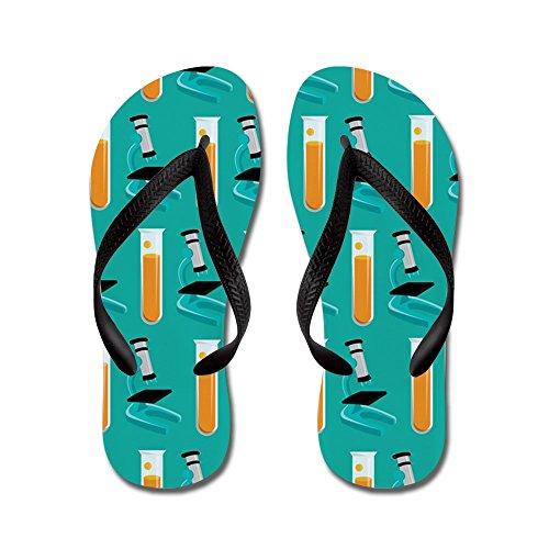 CafePress Scientist Chemist Researcher - Flip Flops, Funny Thong Sandals, Beach Sandals