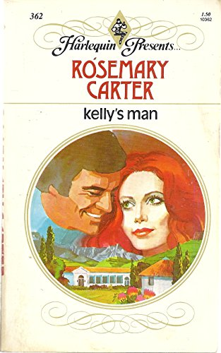 book cover of Kelly\'s Man