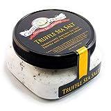 Italian Black Truffle Sea Salt - All-Natural