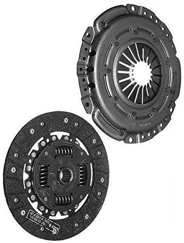 Amazon.com: Genuine Volvo 30783258, Clutch Disc and Pressure Plate Kit: Automotive