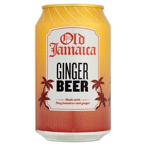 Jamaica Ginger Beer - Old Jamaica Ginger Beer (330ml / 11fl oz)