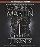 A Game of Thrones: A Song of Ice and Fire: Book One by Martin, George R.R. (2011) Audio CD