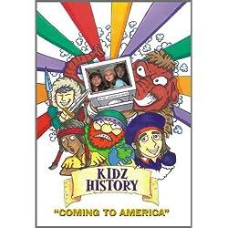 Kidz History Coming To America