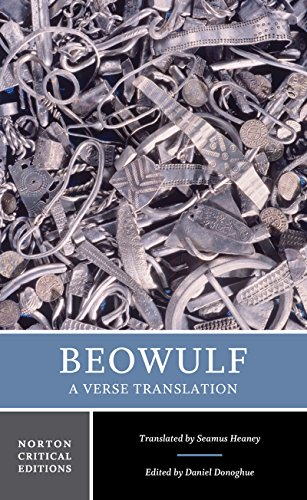 Beowulf: A Verse Translation (Norton Critical - Outlet Premier Houston