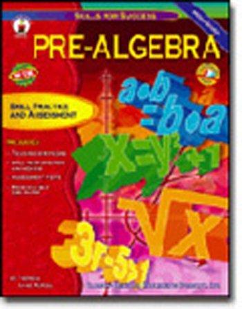 Carson Dellosa CD-4323 Pre-Algebra Skill For - Dellosa Carson Graphing